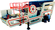 "24"" x 36"" Jaw crusher, equipped"