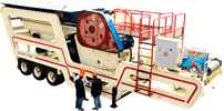 "30"" x 42"" Jaw crusher, equipped"